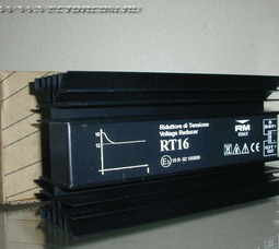 преобразователь напряжения RT16 RM 24/13.8B 12-16А - фото 1