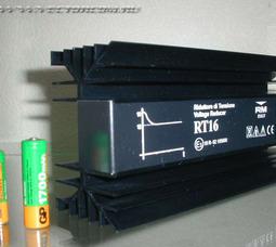 преобразователь напряжения RT16 RM 24/13.8B 12-16А - фото 2