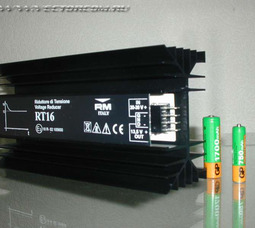 преобразователь напряжения RT16 RM 24/13.8B 12-16А - фото 3