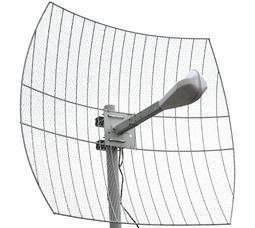 Антенна 3G/4G параболическая MiG 3G LTE МИМО PARABOLA 2.6-27  - фото 1