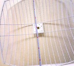 Антенна 3G/4G параболическая MiG 3G LTE МИМО PARABOLA 2.6-24 - фото 3