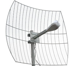 Антенна 3G/4G параболическая MiG 3G LTE МИМО PARABOLA 2.6-21   - фото 1
