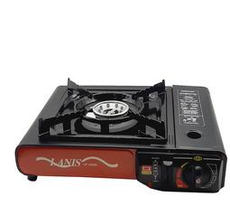 Газовая плита LANIS LP-1000 алюминиевая горелка в кейсе без переходника  - фото 1