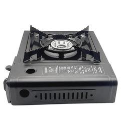 Газовая плита LANIS LP-1000 алюминиевая горелка в кейсе без переходника  - фото 4