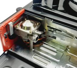 Газовая плита LANIS LP-1000 алюминиевая горелка в кейсе без переходника  - фото 6