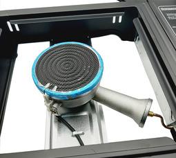 Газовая плита LANIS LP-1000 керамическая горелка с переходником  - фото 10