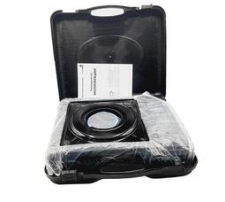 Газовая плита LANIS LP-1000 керамическая горелка с переходником  - фото 3