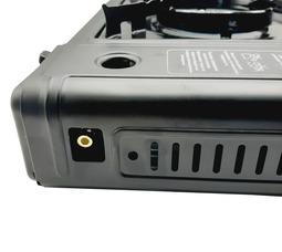 Газовая плита LANIS LP-1000 керамическая горелка с переходником  - фото 9