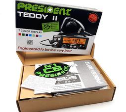 автомобильная радиостанция PRESIDENT TEDDY II   - фото 5