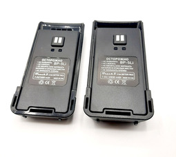 BP-5 Li-on 7.4в 2800мАч для рации Track5 - фото 8