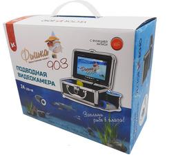 Подводная видеокамера Фишка 903 с функцией записи - фото 1