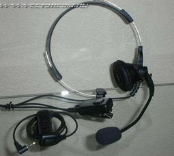 TA-2030 микрофон на штанге жес, оголовье (Alinco / Icom)