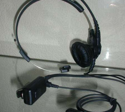 TA-2030 микрофон на штанге жес, оголовье (Alinco / Icom) - фото 1