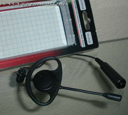 TA-5120 микрофон на штанге (Alinco / Icom) - фото 2