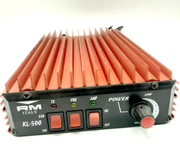фото преобразователь мощности RM KL - 500  AM/FM/SSB