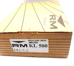 преобразователь мощности RM KL - 500  AM/FM/SSB - фото 2