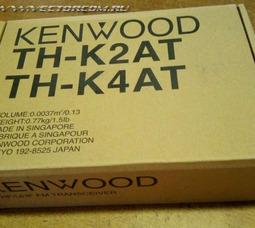 Портативная рация Kenwood TK-K4AT, 400-470 МГц, 4Вт, рация - фото 7