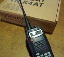 Портативная рация Kenwood TK-K4AT, 400-470 МГц, 4Вт, рация - фото 8