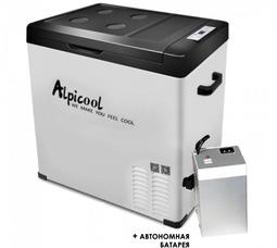 Alpicool C75 + Батарея - фото 7