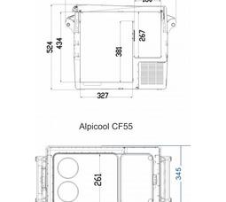 Alpicool CF55 - фото 8