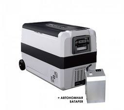 Alpicool T50 + Батарея - фото 4