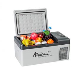 Alpicool C15 с адаптером - фото 2
