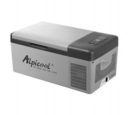 Alpicool C15 с адаптером - фото 5