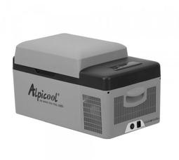Alpicool C20 с адаптером - фото 3