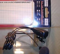 фото ТА 1001 кнопка РТТ, динамик в ухо