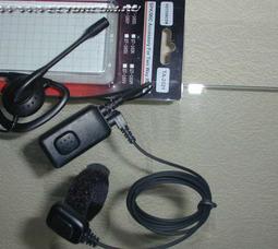 ТА 2021,микрофон на штанге малая кнопка РТТ+ выносн. кн. РТТ - фото 3