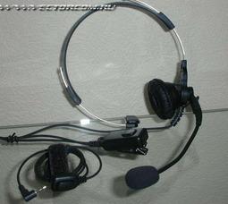 ТА 2030,микрофон на гибкой штанге жес,оголовье c доп. кноп. РТТ - фото 1