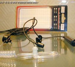 TA 5141, 3-х проводная, с воздуховодом, выносная РТТ, микрофон на клипсе - фото 1