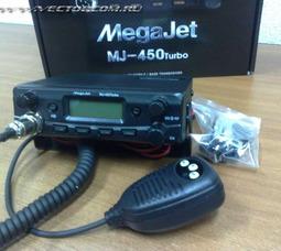 автомобильная радиостанция Megajet MJ 450 TURBO - фото 2