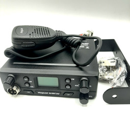 фото автомобильная радиостанция Megajet MJ 350 TURBO