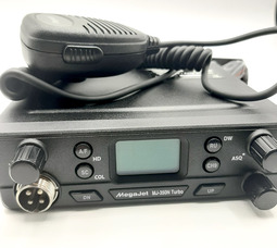 автомобильная радиостанция Megajet MJ 350 TURBO - фото 2