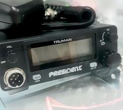 автомобильная радиостанция PRESIDENT Truman ASC   - фото 1