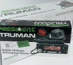 автомобильная радиостанция PRESIDENT Truman ASC   - фото 4
