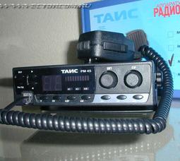 Схемы радиостанций Таис