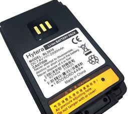 BL2010 Hytera Li-on 7.4в 2000мАч для Hytera PD405, PD405, PD415, PD415. - фото 5