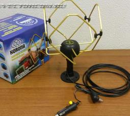 KORONA MOBIL 12 / 24В TV DVB-T TV DVB-T автомобильная антенна - фото 1