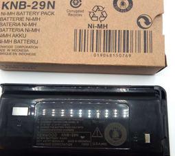 Аккумулятор KNB-29N АКБ к ТК-2207/3207 7.4v 1800 мАч Ni-Mg - фото 1