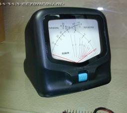 Vega SX-20 КСВ-метр, 1.8-200МГц, 2-300Вт - фото 1