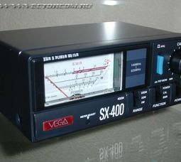 фото Vega SX-400 КСВ-метр , 140-525МГц, 0.5-400Вт