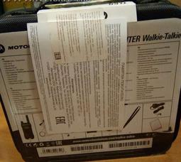 Портативная рация Motorola TLKR-Т81 Hunter PMR 446МГц портативная радиостанция  - фото 5