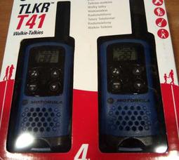 Портативная рация Motorola TLKR-Т41 PMR 446МГц портативная радиостанция - фото 2