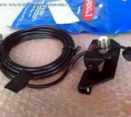Anli TA-1, врезное крепление с кабелем / PL 259 - фото 1