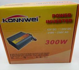 KONNWEI 300 Преобразователь Вх.12V-Вых.220V 300 Вт +5в USB