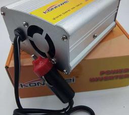 KONNWEI 300 Преобразователь Вх.12V-Вых.220V 300 Вт +5в USB - фото 4