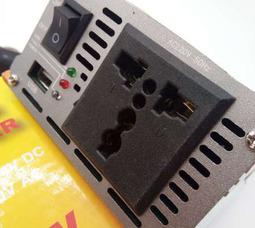 KONNWEI 300 Преобразователь Вх.12V-Вых.220V 300 Вт +5в USB - фото 5