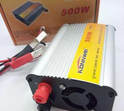 фото KONNWEI 500 Преобразователь Вх.12V-Вых.220V 500 Вт +5в USB